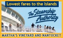 Escape to the beautiful islands of Martha's Vineyard and Nantucket with The Steamship Authority.