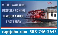 Captain John Boats Harbor Cruises