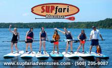 SUPfari Adventures Cape Cod