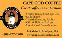 Cape Cod Coffee