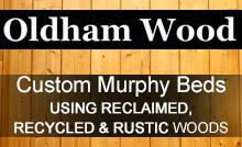 Oldham Wood Murphy Bed