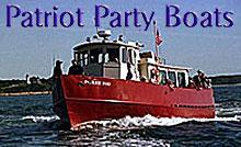 Patriot Party Boats