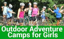 Outdoor Adventure Camps for Girls