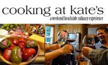 Cooking at Kates