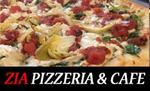 Zia Pizzeria & Cafe