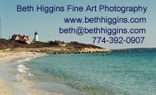 Beth Higgins Fine Art Photography