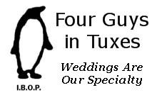 Four Guys in Tuxes