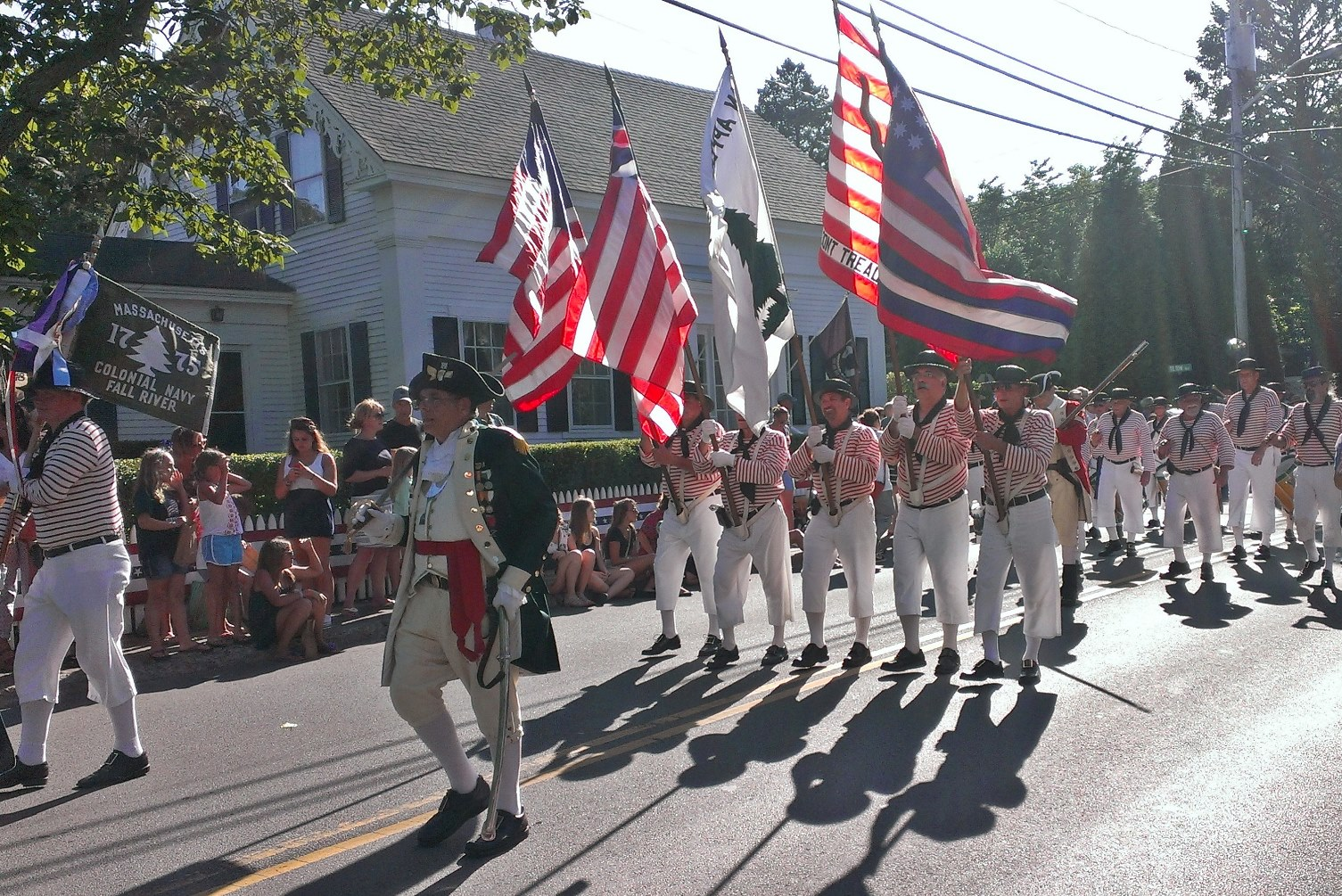 Edgartown 4th Of July Parade Edgartown In Martha S