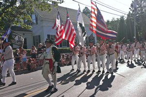 Edgartown 4th of July Parade