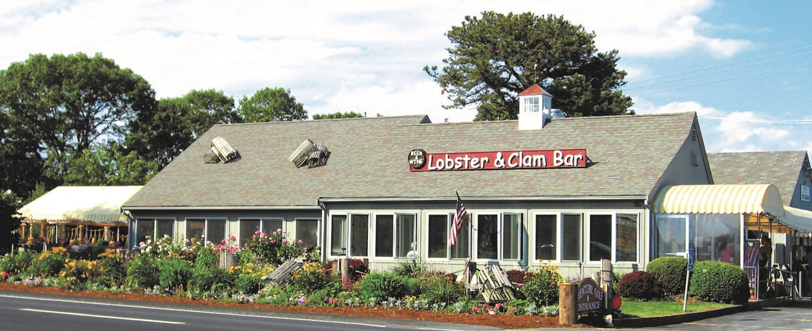 Arnold's in Eastham is a very popular restaurant with a line out the door each night. Hear from the owner about how the clam bar started 40 years ago.