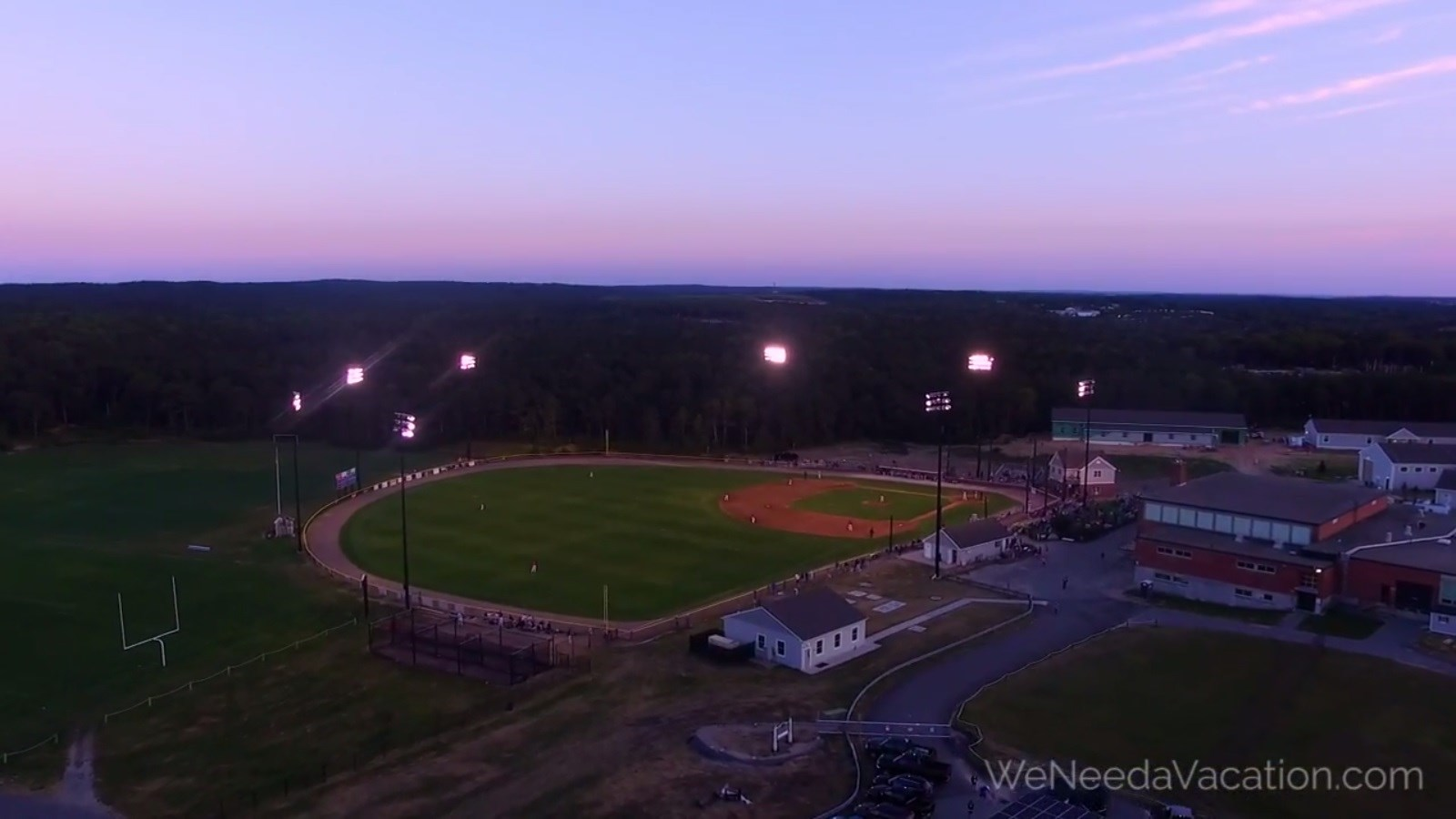 One thing for sure about Cape Cod, Martha's Vineyard, and Nantucket: It's a region steeped in tradition. But for many of us, one tradition that stands out from the rest is the Cape Cod Baseball League. Watch as some of the players from the Cape Cod Baseball League recite James Earl Jones'
