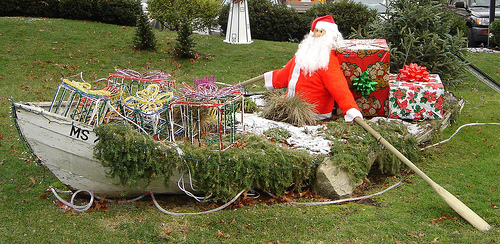 Holiday season concerts, parties, breakfast with Santa and more in Brewster, Cape Cod.