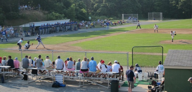 Cape Cod Baseball League - Chatham at Brewster