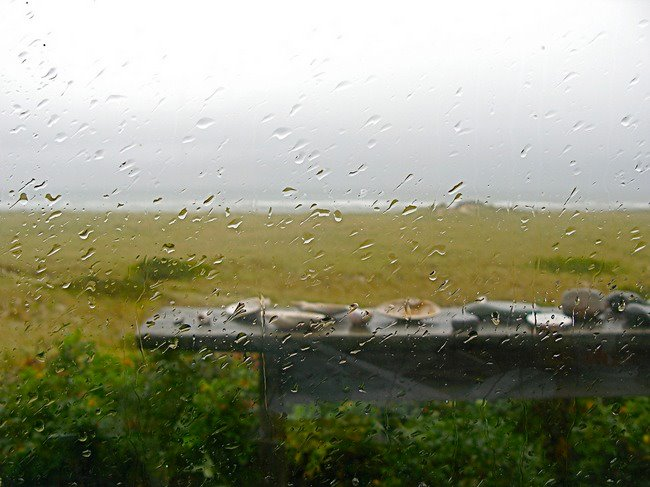 Rainy Day On Cape Cod