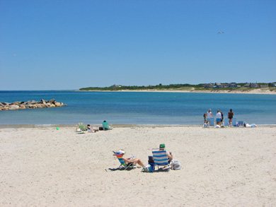 Corporation Beach & Dennis Beaches | Information addresses directions on Mid Cape Cod ...