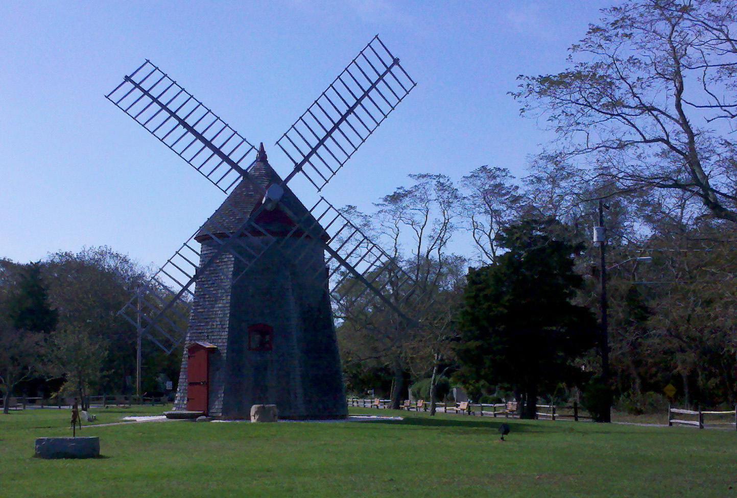 Eastham Windmill, Cape Cod