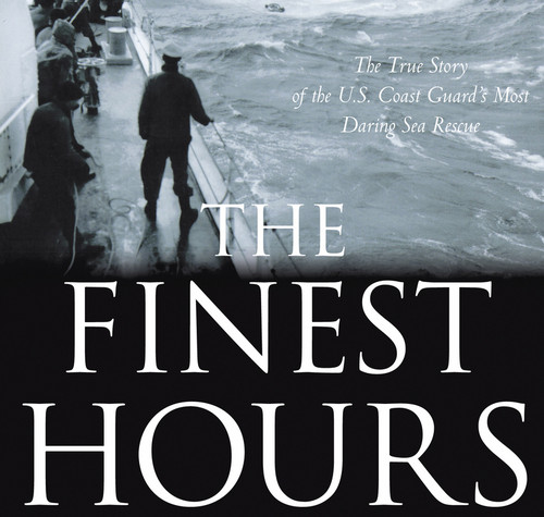 The Finest Hours being filmed on Cape Cod
