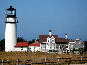 Highland Lighthouse, Truro, Cape Cod