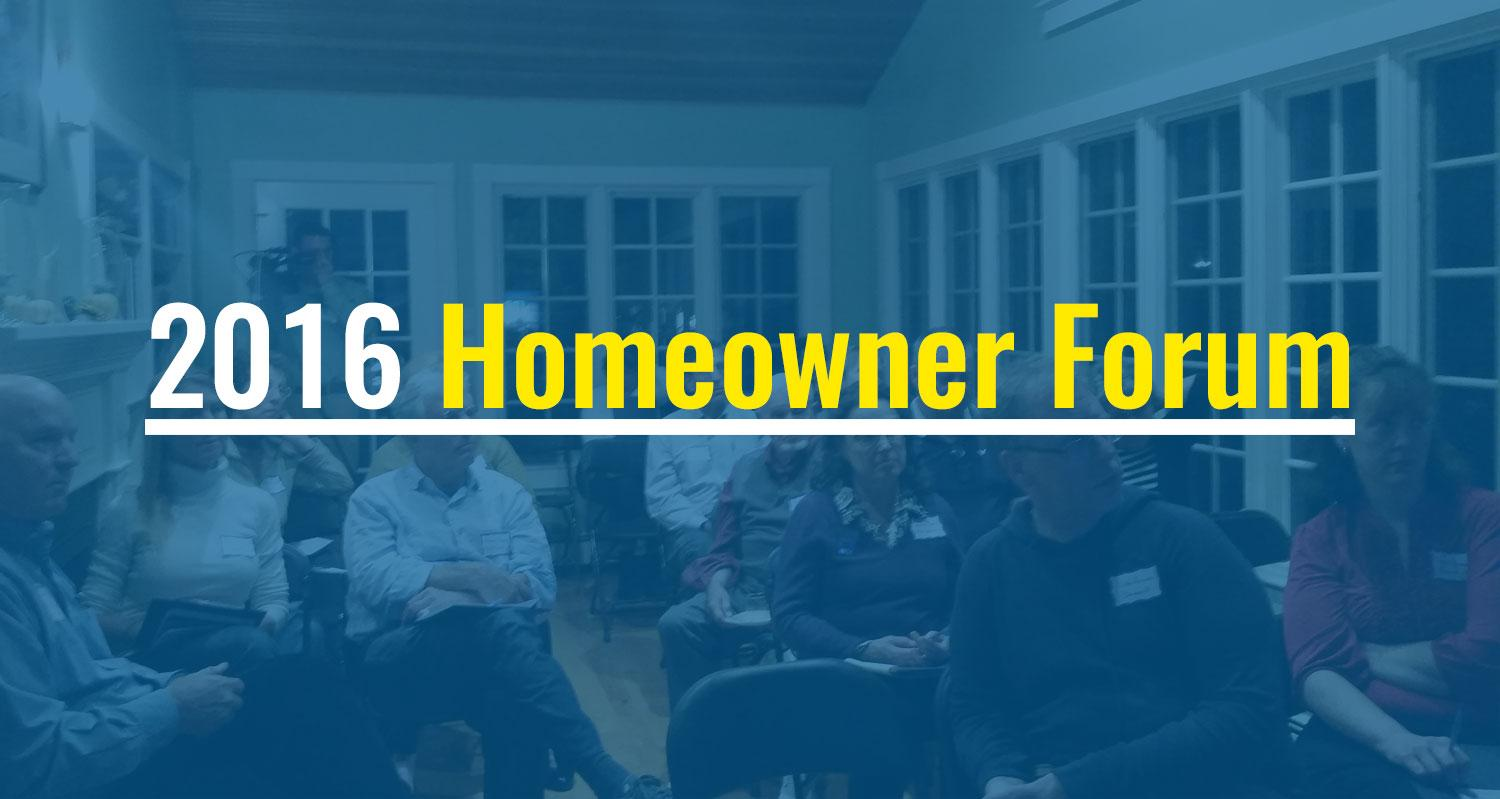 The forum is a unique opportunity to meet our staff and learn about vacation rental trends and advice about marketing and managing your rental property.
