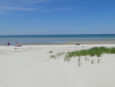 Horsefoot Path Beach