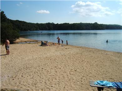 Jenkins Pond, Falmouth