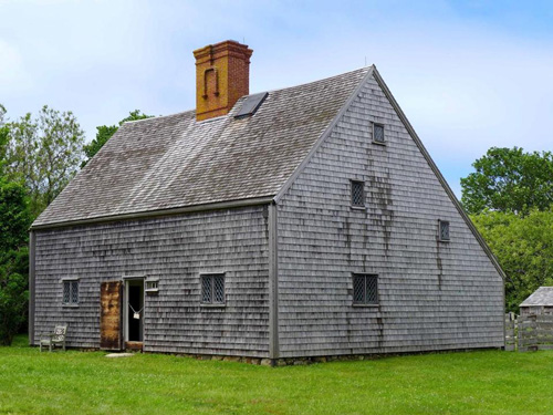 Jethro Coffin House - Nantucket