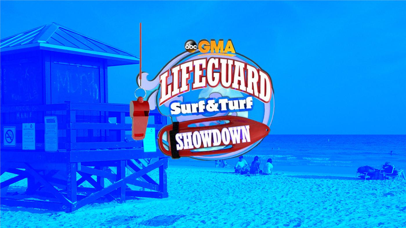 The Nantucket Lifeguard team put together an awesome version of