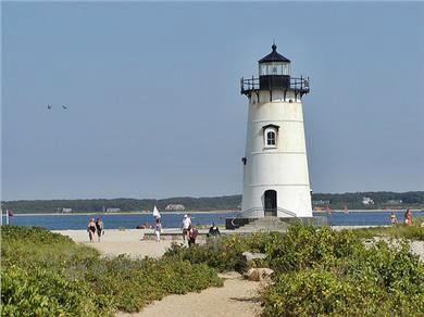 Lighthouse Beach Edgartown In Martha S Vineyard
