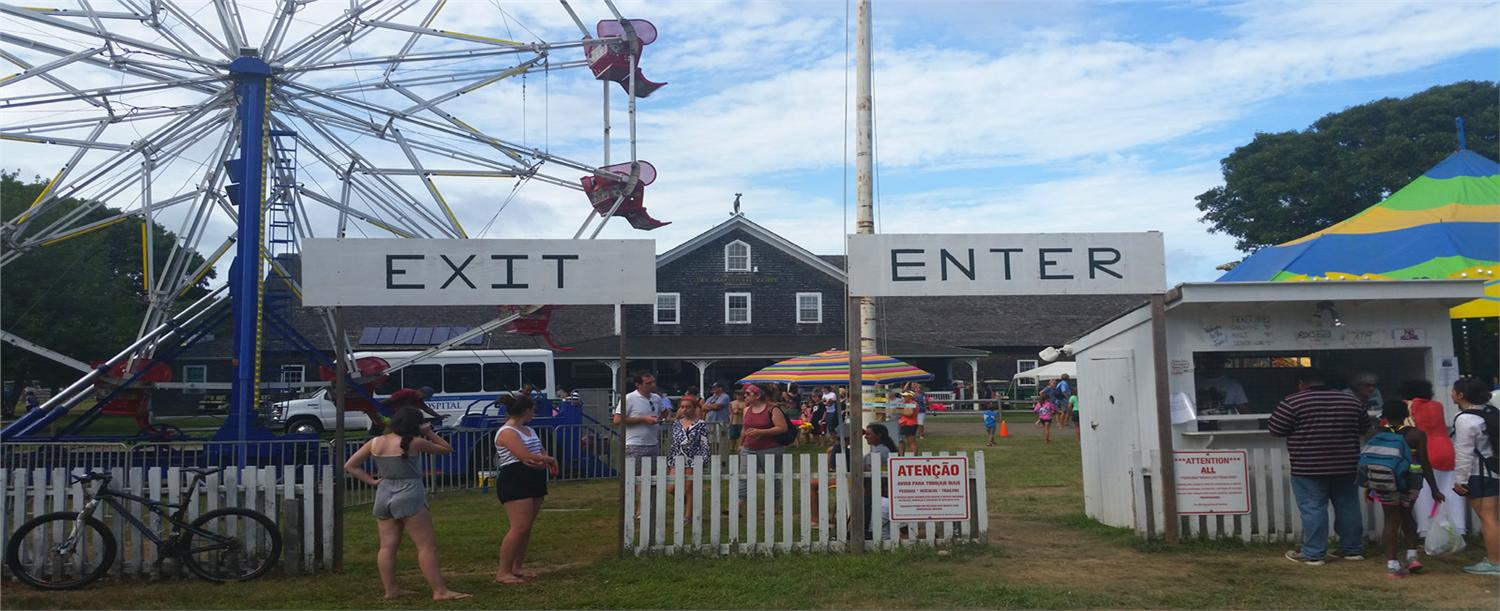 It had been 20 years since I last visited the fair. It was much as I remembered, a kind of throwback to quieter, simpler, happier times.