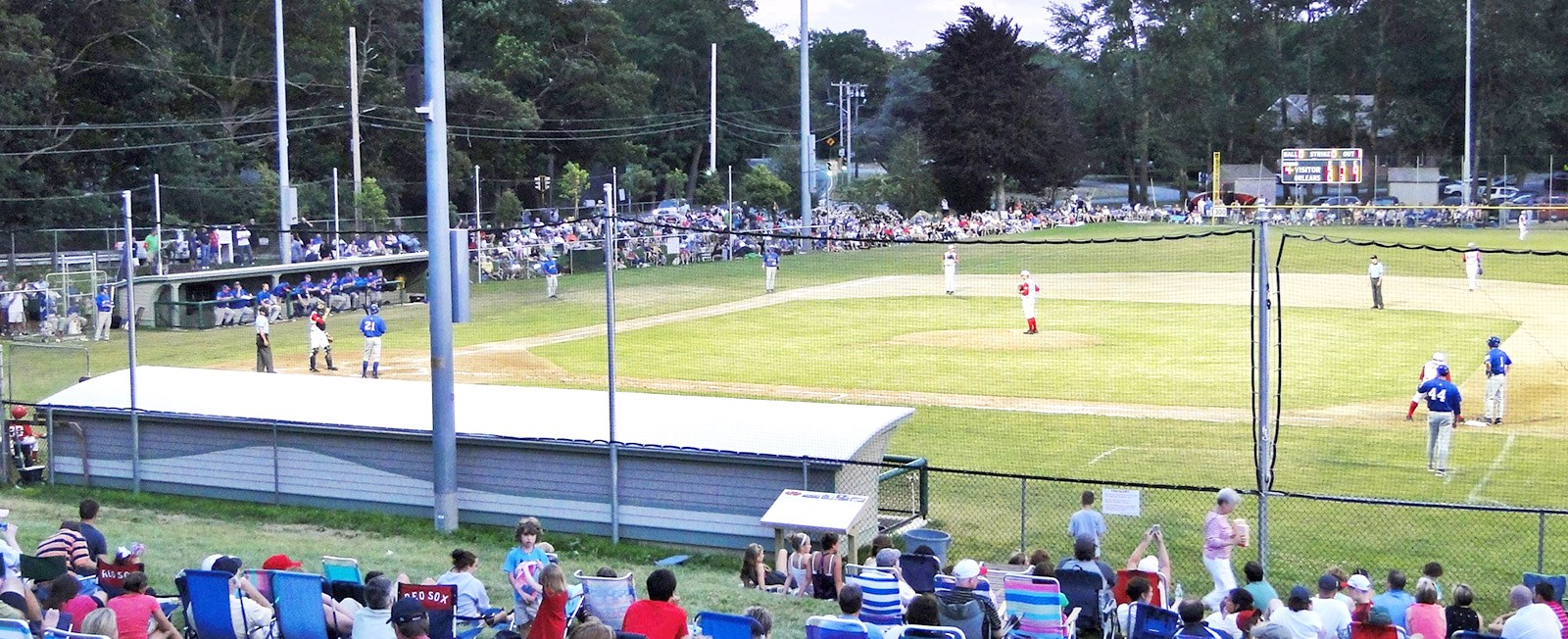On our current Red Sox roster, there are 9 players who won our hearts right here on Cape Cod as CCBL players.