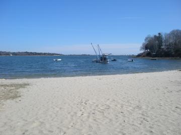 Ropes Beach, Cotuit