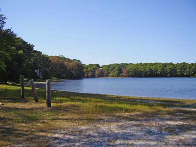 Sandy Pond, Yarmouth