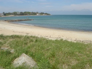Stoney Beach, Woods Hole