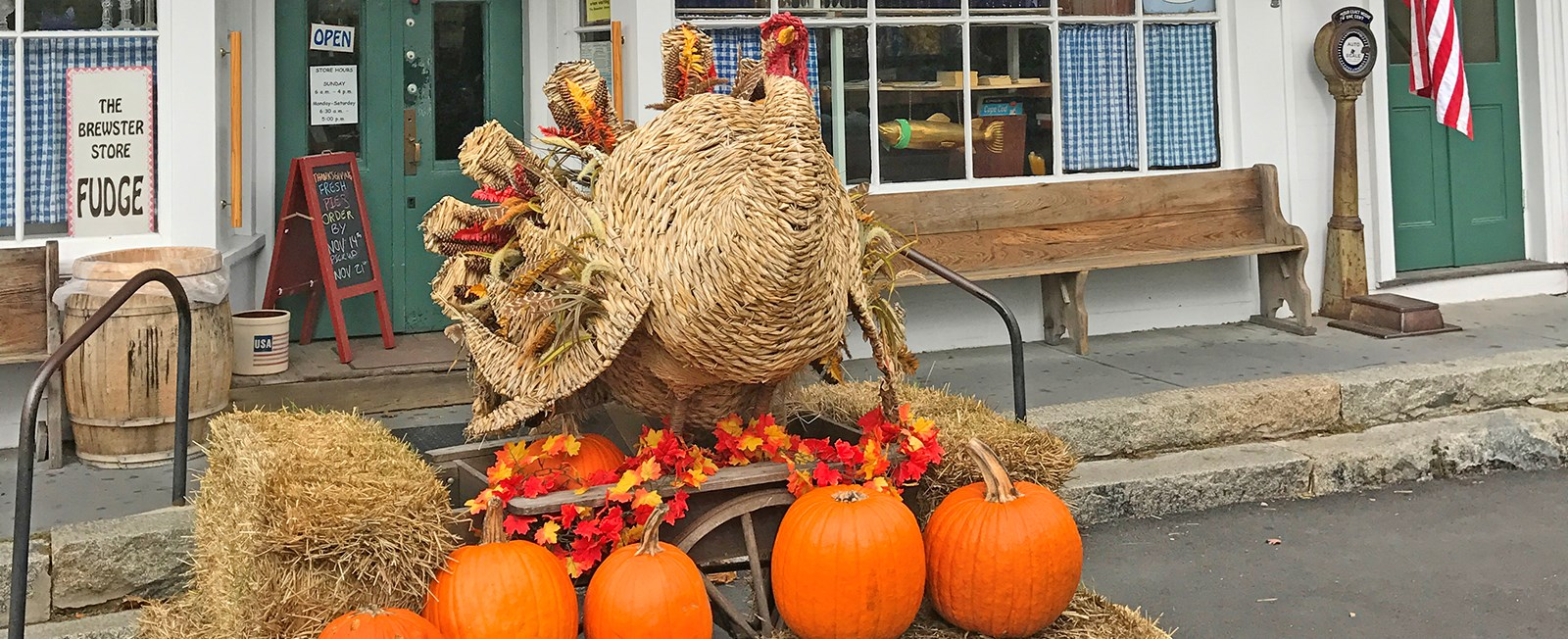 Save yourself the trouble of cooking Thanksgiving dinner this year and enjoy it at one of these local restaurants!