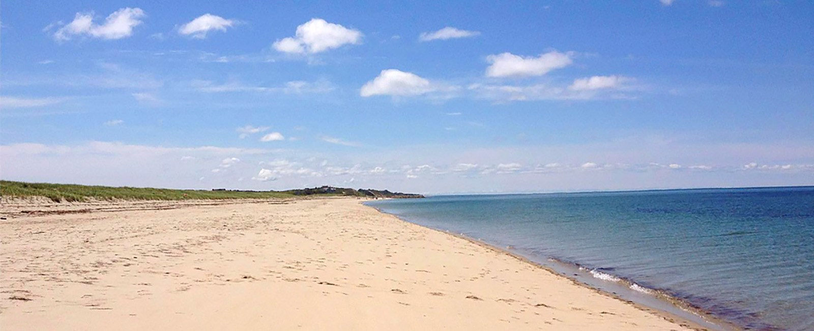 The beaches of the outer Cape are among the most beautiful in the world.