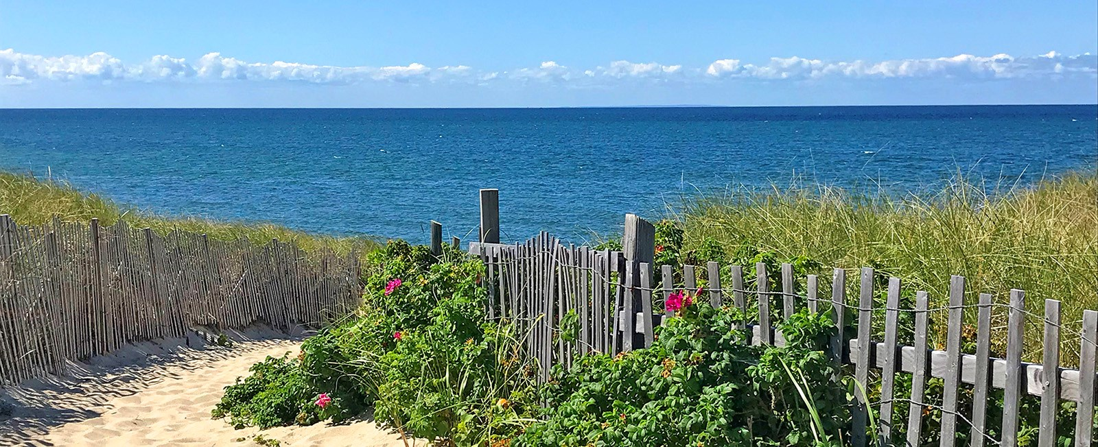 Visit the Outer Cape town of Truro to find some of the prettiest beaches on Cape Cod.