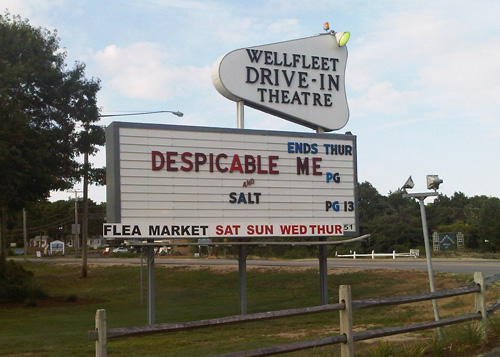 Wellfleet Drive In Theatre