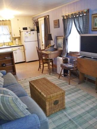 Oak Bluffs, East Chop Highlands Martha's Vineyard vacation rental - Open plan/ Living room/ kitchen