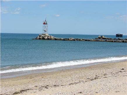 Oak Bluffs, East Chop Highlands Martha's Vineyard vacation rental - Jetty Beach is approximately 1/2 mile away