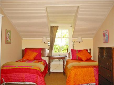 Oak Bluffs Martha's Vineyard vacation rental - Fourth bedroom with a double bed