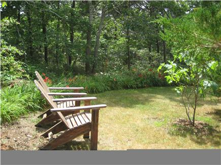 Katama - Edgartown Martha's Vineyard vacation rental - Outdoor Seating
