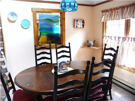 Oak Bluffs Martha's Vineyard vacation rental - Comfortable dining for six