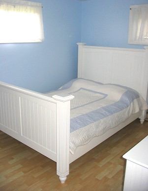 Oak Bluffs Martha's Vineyard vacation rental - 2 of 3 bedrooms;  full-size bed