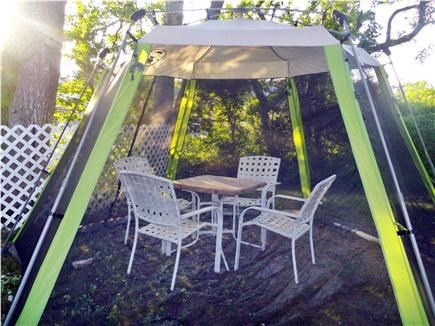 Oak Bluffs Martha's Vineyard vacation rental - Outdoor Eating Enclosure