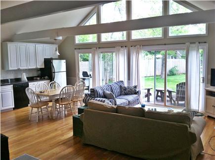 Katama - Edgartown Martha's Vineyard vacation rental - Living area