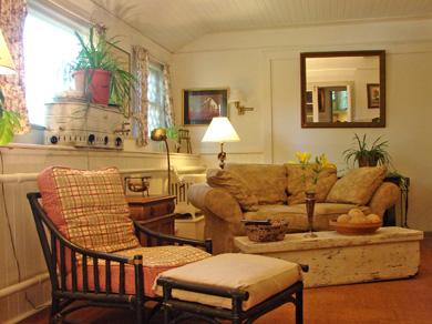 Vineyard Haven Martha's Vineyard vacation rental - Join together in the living room