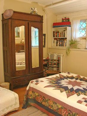 Vineyard Haven Martha's Vineyard vacation rental - Lovely double bedroom