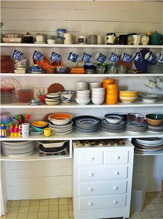 Chappaquiddick, Edgartown Martha's Vineyard vacation rental - The well supplied pantry