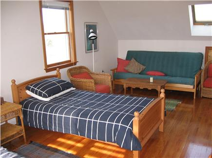 West Tisbury Martha's Vineyard vacation rental - Another view of upstairs second bedroom with sofa