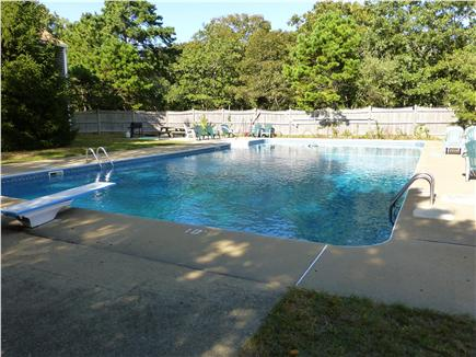 West Tisbury Martha's Vineyard vacation rental - Private Association Swimming Pool